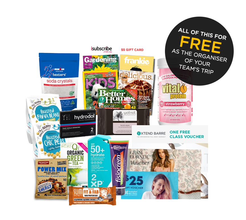 Goody Bag May 2018 Image
